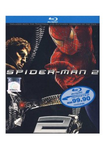 Bluray Spider-Man 2