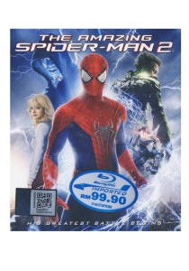 Bluray The Amazing Spider Man 2