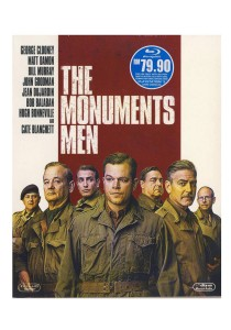 Bluray The Monuments Men