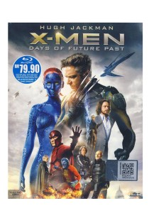 Bluray X-Men Days Of Future Past