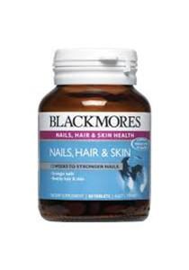 Blackmores Nails Hair Skin (60 Tablets)