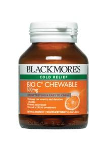 Blackmores Bio C Chewable 500mg (200 Tablets)