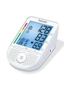 Beurer Speaking Blood Pressure Monitor BM49