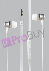 Earphone with Microphone and Volume Control BME878