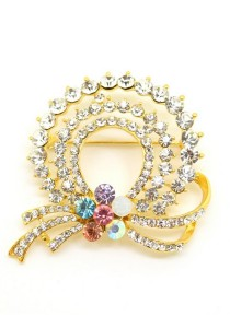Premium Korean Designed Brooch BMP0001K-M