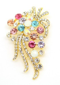 Premium Korean Designed Brooch BMP0002K-M