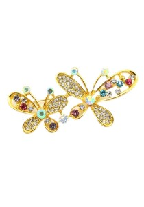Premium Korean Designed Brooch BMP0006K-M