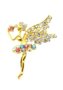 Premium Korean Designed Brooch BMP0007K-M