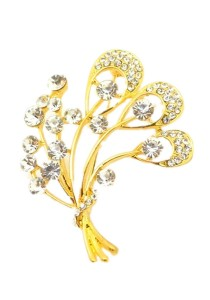 Premium Korean Designed Brooch BMP0008K-D