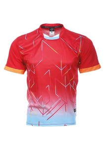 Dye Sublimation Jersey BMT 33 (Red)