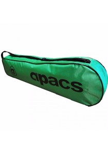 Apacs AP1122 1 Zips Green Compartment Bag + Sling Strap Water Resistant