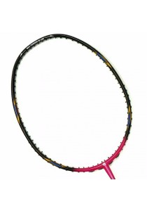 Apacs Ferocious Lite Dark Pink Edition (6U 292mm) World Lightest High Tension Badminton Racket (Frame Only)