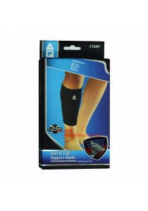 AQ 11601 Shin & Calf Support (Official Protector For China National Badminton)