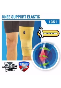 AQ 1351 Knee Support Elastic - Size M (Official Protector For China National Badminton)