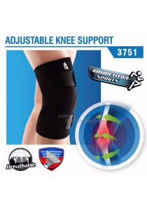 AQ 3751 Adjustable Knee Support (Official Protector For China National Badminton Team)