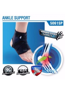 AQ 3761 Adjustable Ankle Support (Official Protector For China National Badminton)
