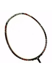 Fischer Racket Black Granite Scorpio Badminton Racket (Black)
