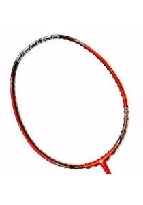 Fischer Racket Black Granite Scorpio Badminton Racket (Red)