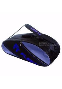 Fleet 2 Zips + Side + Shoe Compartment FT 307 Blue Blue Badminton Bag