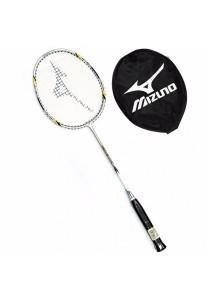 Mizuno Tech Fire 5500 Yellow + Racket Cover Beginner Badminton Racket
