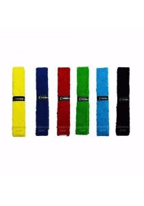 (Bundle of 6 pcs) PK Towel Cotton Badminton Grip (Color Randomly Pick by seller)