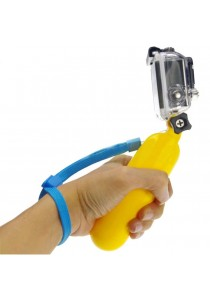 GoPro / Action Camera Floating Stick - Yellow