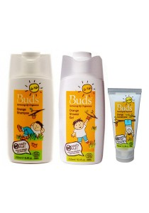 Buds Orange Bathing Set