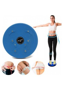 Body Waist Slimming Fitness with Foot Massage Twisting Board