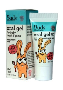 Buds: Oral Gel for Baby Teeth and Gums 30gm