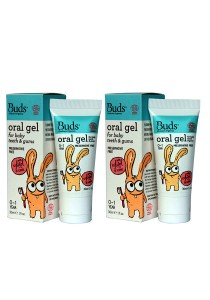 [Best Buy for 2] Buds: Oral Gel for Baby Teeth and Gums 30gm