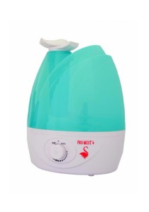 Promist 3.5L Ultrasonic Swam556 Humidifier Air Purifier (Green)