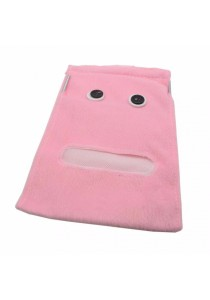 Cute Toilet Paper Roll Holder Pouch (Pink)