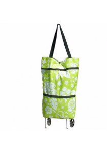 Multifunction Foldable Shopping Trolley Bags or Handcarry Bag with Wheels