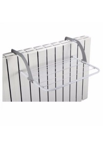 Stainless Steel Foldable Balcony Laundry Cloth Drying Rack (Large)