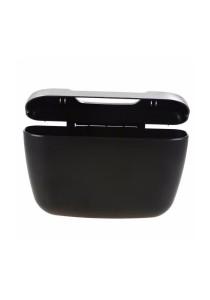 Mini Car Dustbin Car Clean (Black)