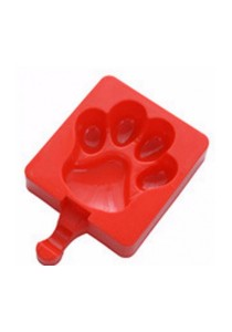 Cute Cartoon DIY Ice Cream Mold Frozen Ice Cube Tray Mould (Paws)