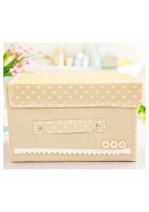 Fabric Foldable Storage Organizer Box
