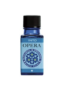 Organic & Natural Skincare Black Paint INTO Opera 10ml