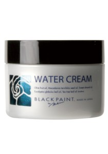 Organic & Natural Skincare Black Paint Water Cream For Men 100g