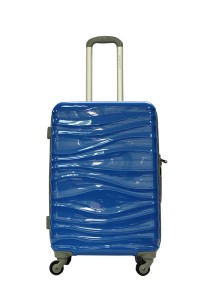 Giordano BQ1206 24 Hard Case PC- 4W (Blue)