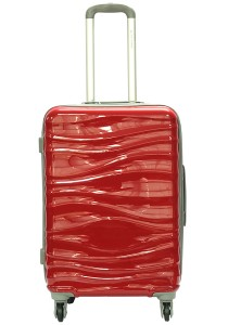 Giordano BQ1206 20 Hard Case PC- 4W (Red)