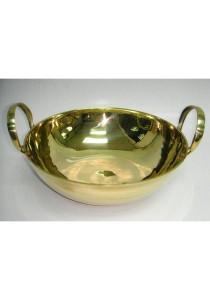 Brass Wok 350mm