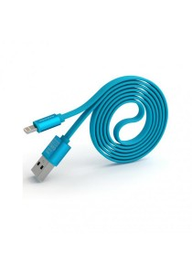 Pineng PN-302 Speed And Data Lightning Cable (Blue)