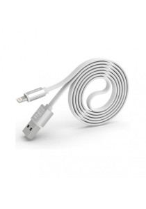 Pineng PN-302 Speed And Data Lightning Cable (White)