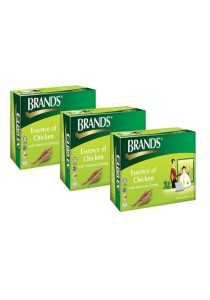 Brand's American Ginseng Triple Pack - 18 Bottles x 70gm
