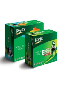 Brand's Essence of Chicken Twin Pack (1 x 12's + 1 x 6's) - 18 Bottles x 70gm