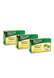 Brand's Gingko + Bacopa Triple Pack - 18 Bottles x 70gm