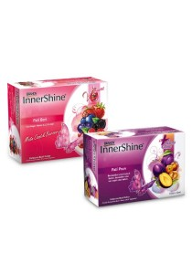 Brand's InnerShine Berry Essence (1x12's) + InnerShine Prune (1x6's) - 18 Bottles x 42ml