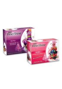 Brand's InnerShine Prune Essence (1x12's) + InnerShine Berry (1x6's) - 18 Bottles x 42ml