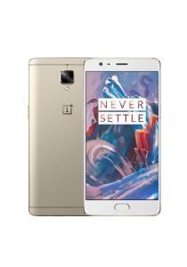 OnePlus 3 - Gold (1 Year Official Brightstar Warranty)